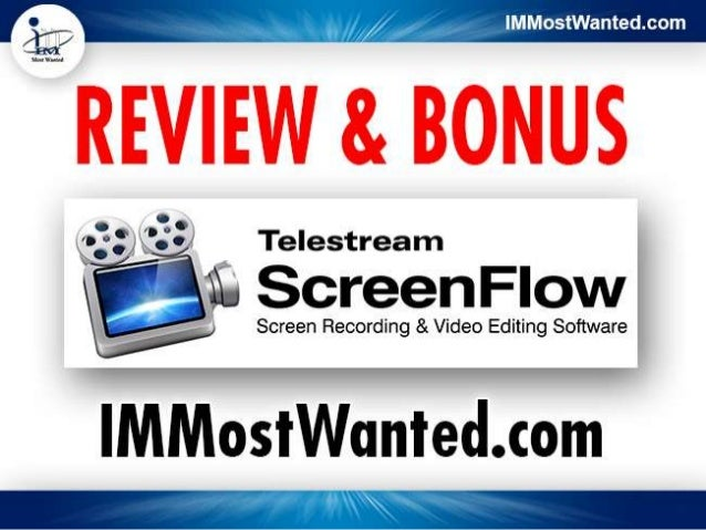 How ScreenFlow Can Help You In Your OnlineBusinessVideos are very effective marketing tools. They can get youraudience hoo...