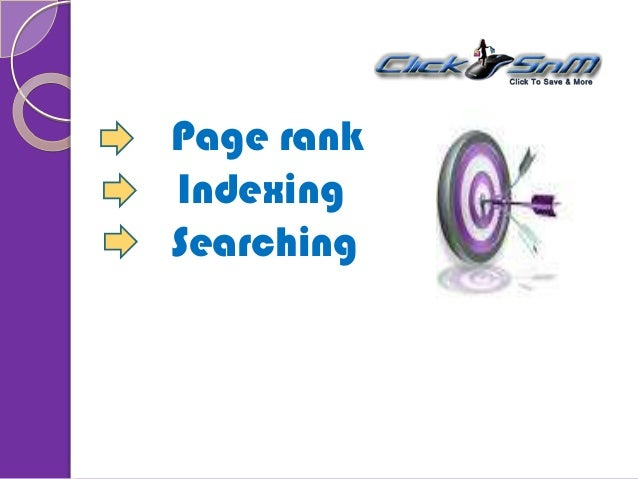 How search engine works Slide 2