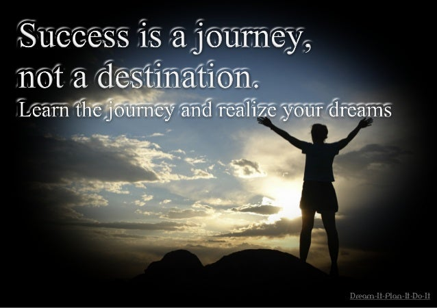 meaning of success and how to go about achieving it