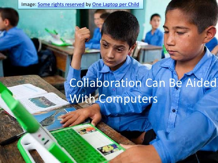 the use of computers should be In order to make computers more effective, teachers need to be trained on how to  use computers, pick appropriate software, and get students involved in.