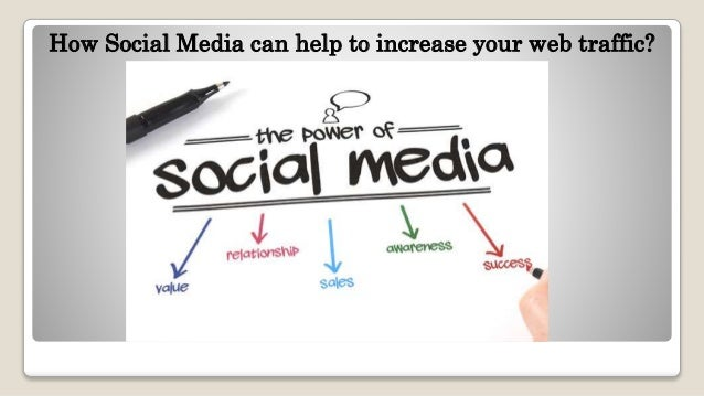How Social Media can help to increase your web traffic?