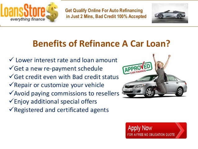 How Soon Can You Refinance Car