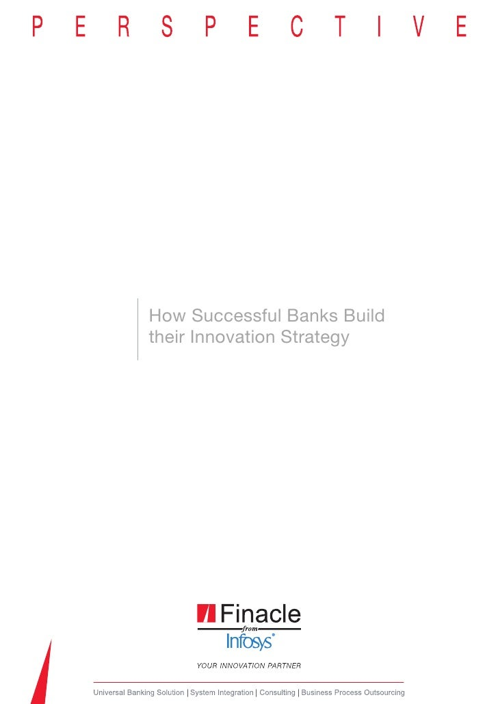 How Successful Banks Buildtheir Innovation Strategy