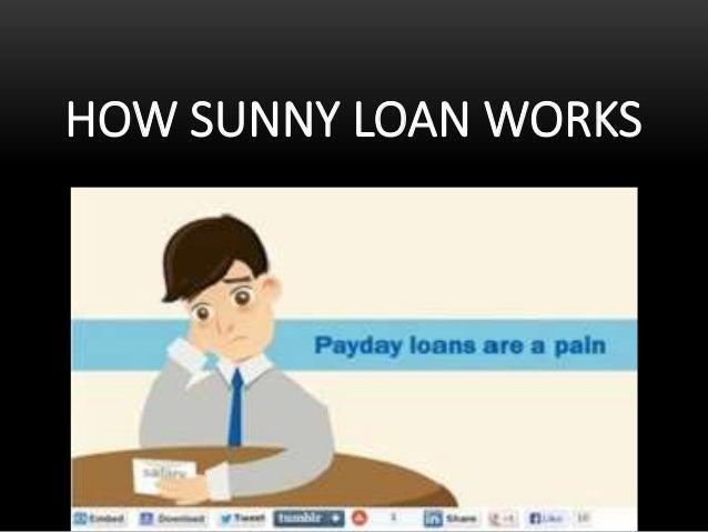 Sunny loans