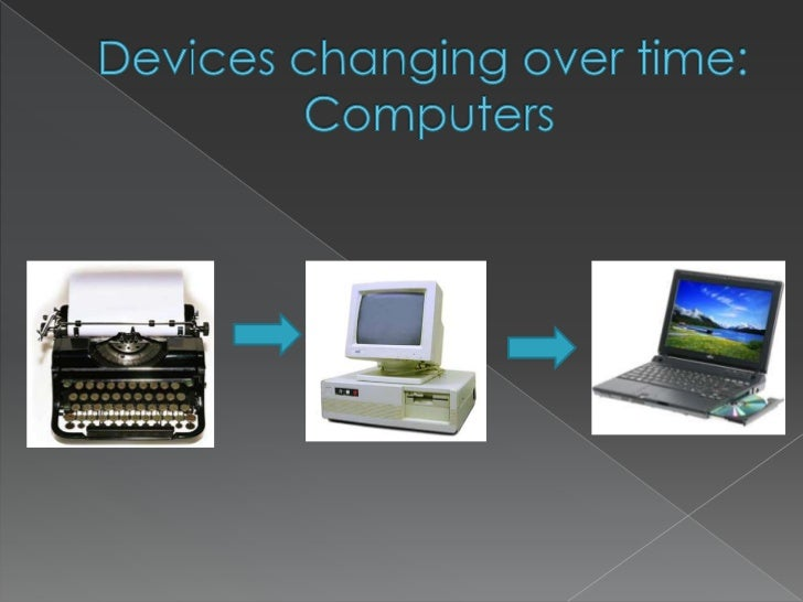 how computers changed the way we live 03062018  how has technology changed the way people live a:  online banking allows individuals to purchase goods and services with their phones or computers.