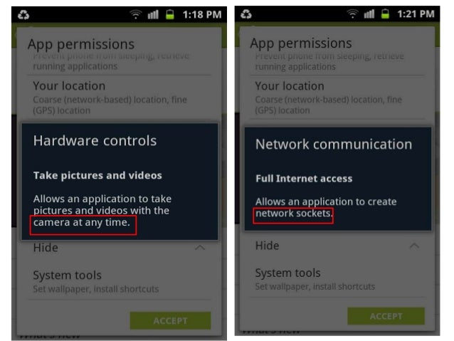 How the camera on your cellphone can be captured and used to spy on y…
