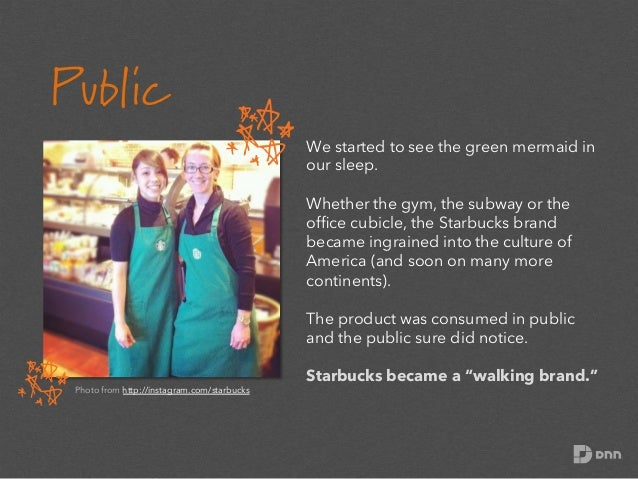 Public We started to see the green mermaid in our sleep. Whether the gym, the subway or the office cubicle, the Starbucks b...