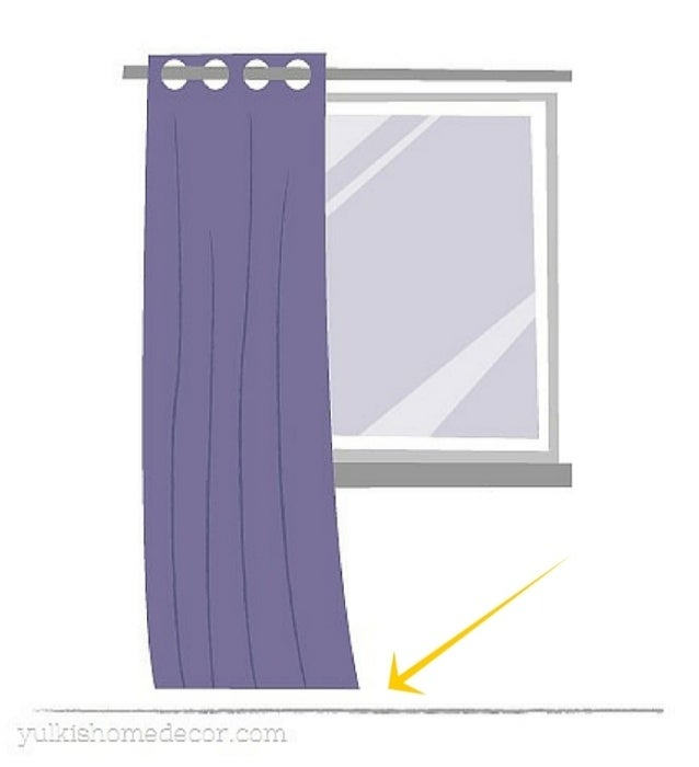How To Measure Your Windows For Your New Curtains