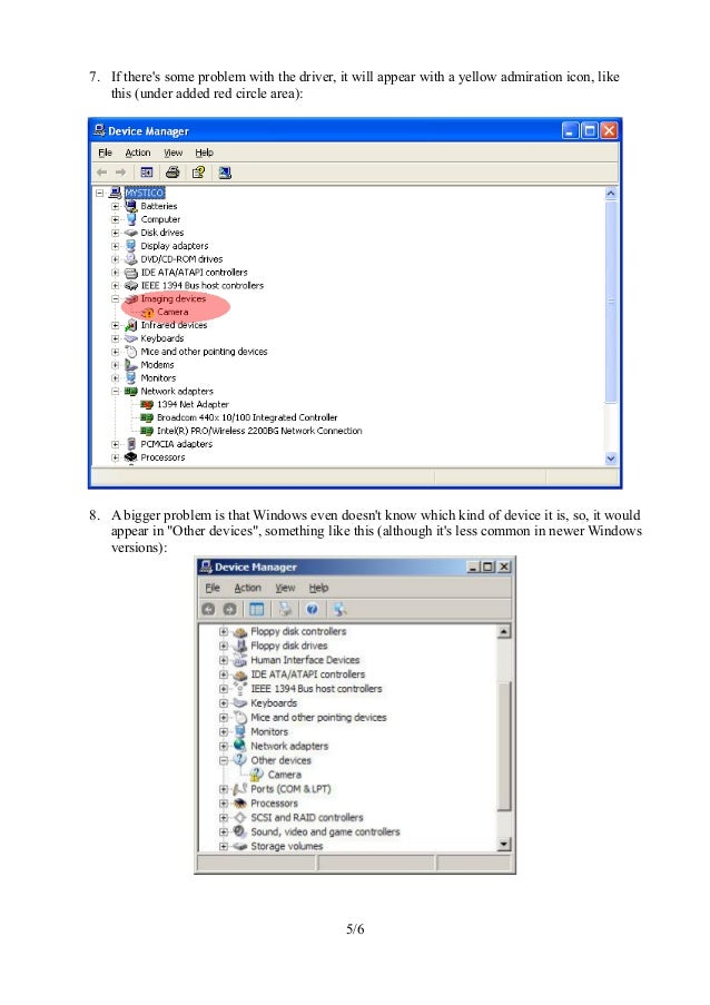 Easy Graphical Guide: how to find the Device Manager to reinstall som…