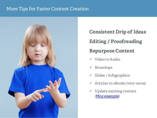 Tips For Optimizing The Content Experience First thing is first.. What are your goals. Lead Generation Great content isn't ...