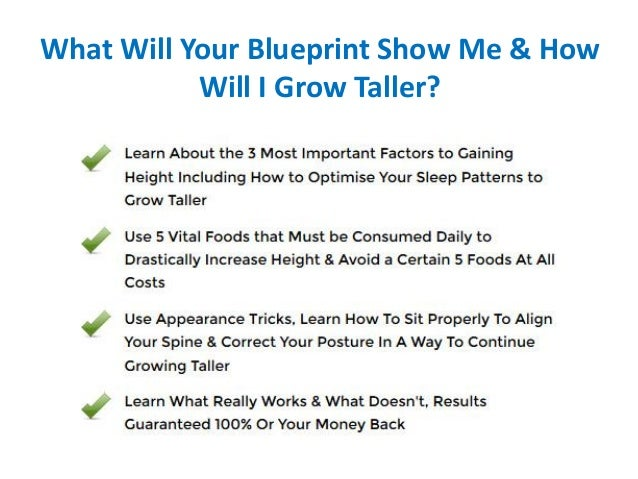 5 inch height gain blueprint pdf free download