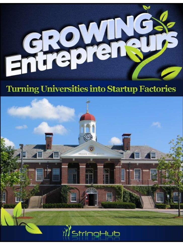 How to Accelerate University    Entrepreneurship andTechnology Commercialization        Adam Hoeksema     Co-Founder – Str...