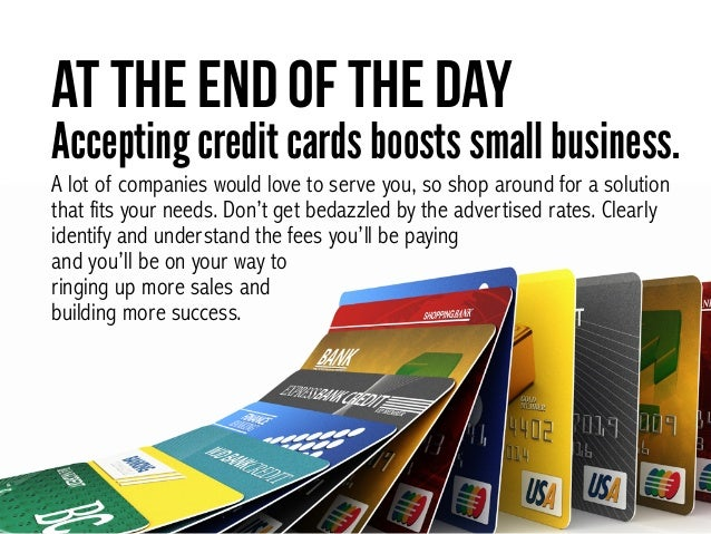 Accepting credit cards small business reviews image for Credit card acceptance for small business
