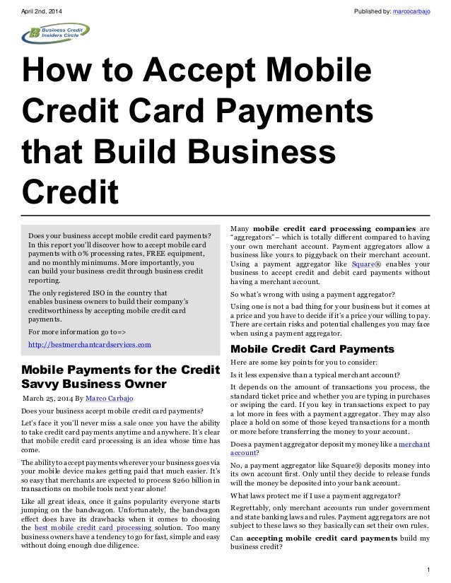 Do Business Credit Cards Build Credit Image collections - Card ...