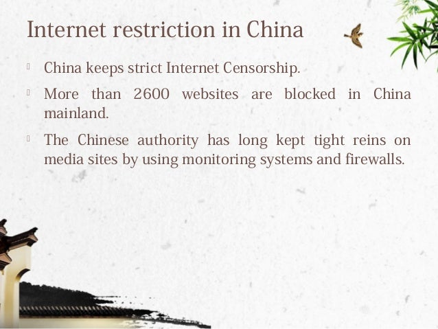 How to access blocked websites in china 1 use vpn how to access blocked websites in china 2 ccuart Images