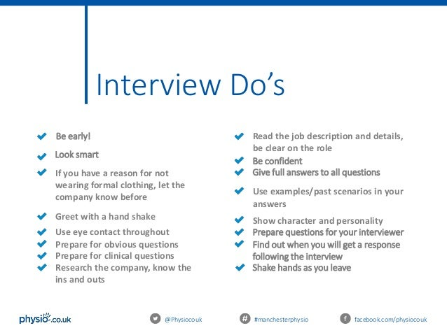 Interview ...