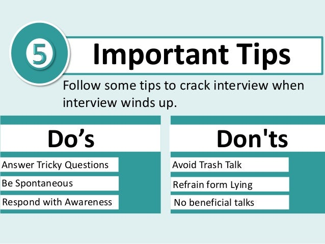 how to ace an interview questions and answers