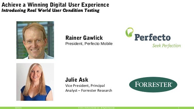 achieving a winning digital user experience with real