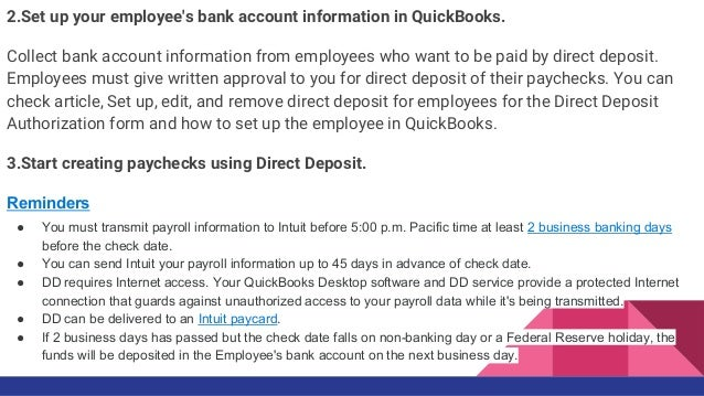 how to add a deposit in quickbooks