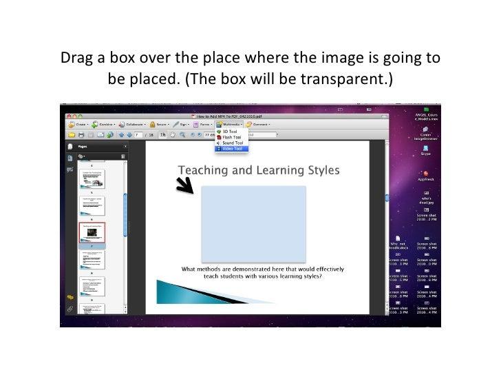 how to add slide in artisteer 4