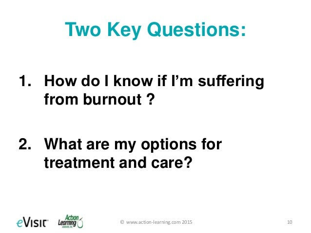 How to Address Physician Burnout