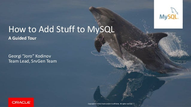 """Copyright © 2018, Oracle and/or its affiliates. All rights reserved. 