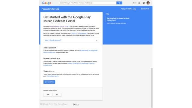 how to publish add on google