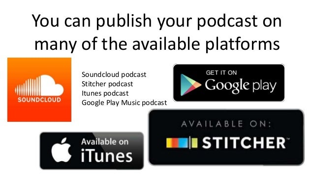 How To Publish Your Podcast to the Google Play Android Store