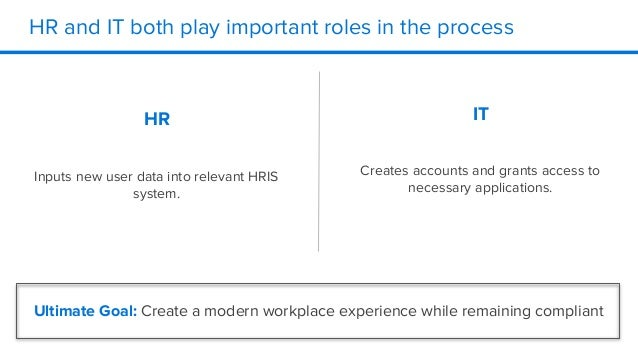 How to Align HR and IT to Streamline Employee Onboarding