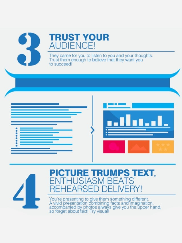 How to amaze your audience Slide 3