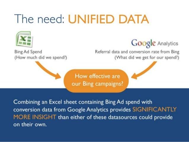 Data Blending: A New Way to Analyze Diverse Marketing Data Slide 3