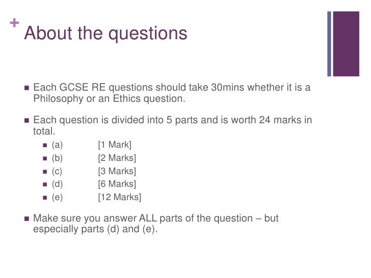 re gcse exam questions Discover our collection of gcse religious studies revision resources how to answer gcse re exam style questions its for all year groups in secondary school.