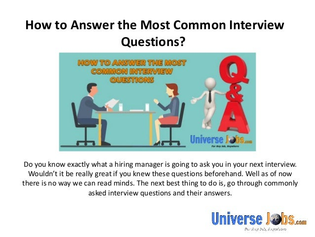 how to answer interview questions on the phone