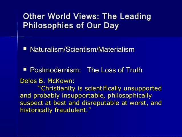 eastern pantheism worldview 1 pantheism in religion, literature, and philosophy there are several different ways to think about pantheism (1) many of the world's religious traditions and.
