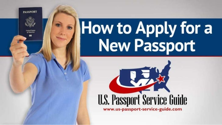 How to Apply for a New Passport