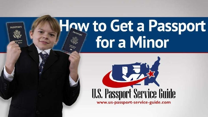How to Apply for a Passport for a Minor