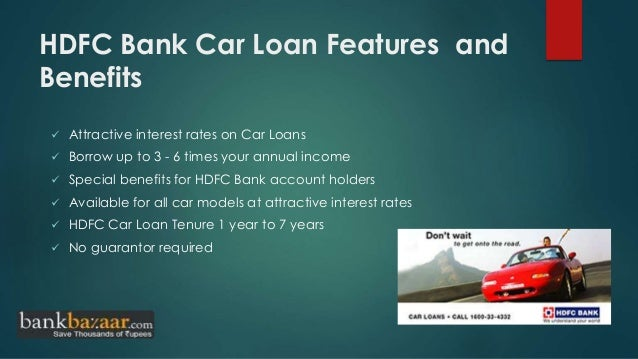 Hdfc bank car loan emi calculator used cars 11