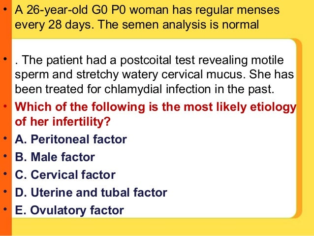 Watery Cervical Mucus Before Period