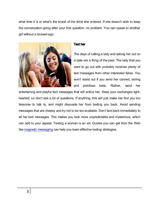 How to approach a girl you want to date way to start a conversation for instance you can ask her 3 ccuart Choice Image