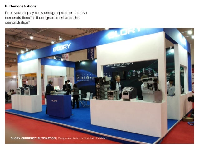 Exhibition Stand Attractors : How to attract customers your exhibition stand