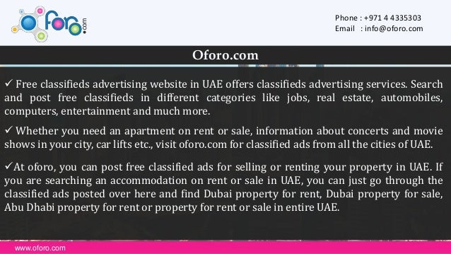 How to attract your property classified ads visitors