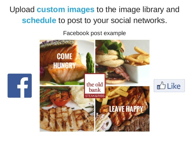 How To Automate Your Social Media For Restaurants Recipe