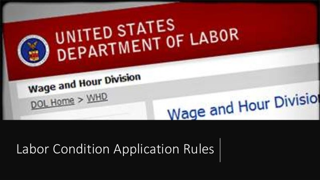 Wage Requirements Employers must pay higher of actual or prevailing wage rate, pay for nonproductive time, and offer benef...