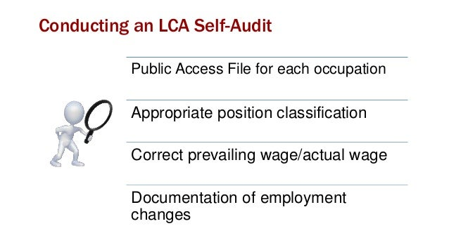 Documentation of organization changes Payroll records reflect compliant start date Appropriate notifications/amendments to...