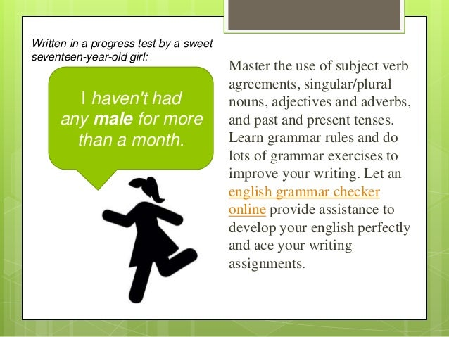how to avoid grammar mistakes