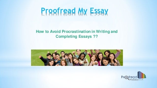 how to avoid procrastination Are you a procrastinator the science of physics recognizes two laws of inertia, both of which can be related to procrastination no 1, standing objects tend to remain stationary and no 2, moving objects tend to stay in motion.