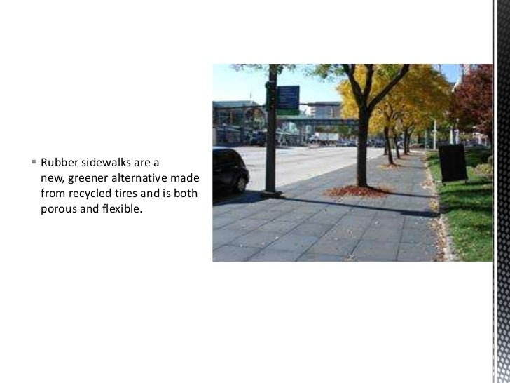 How to avoid sidewalk damage and what to