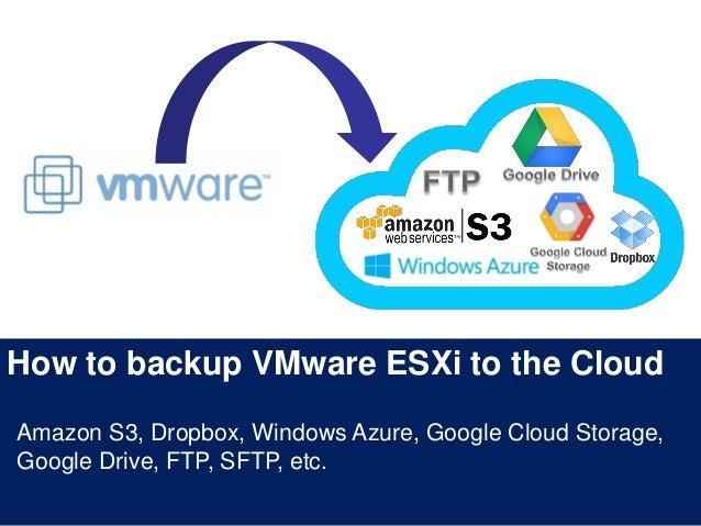 vmware 12 pro google drive