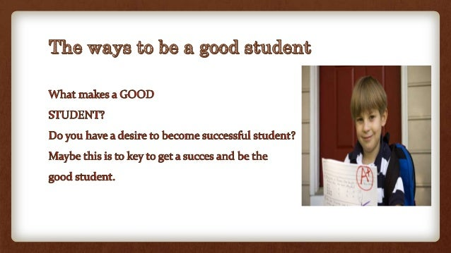 how to be a successful student W hen my first year as a phd student became a daily grind of going to several classes a day and learning endless new experiments and procedures in the lab, i looked.