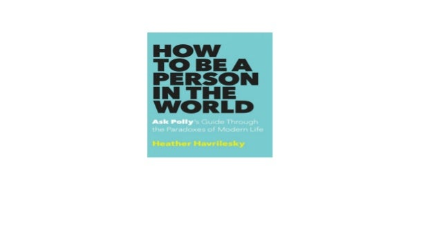 How to Be a Person in the World Audiobook Free Download | Self Devel…